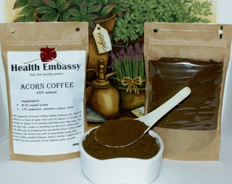 Acorn Coffee 100% Natural - Health Embassy - (without caffeine) drink ancestors