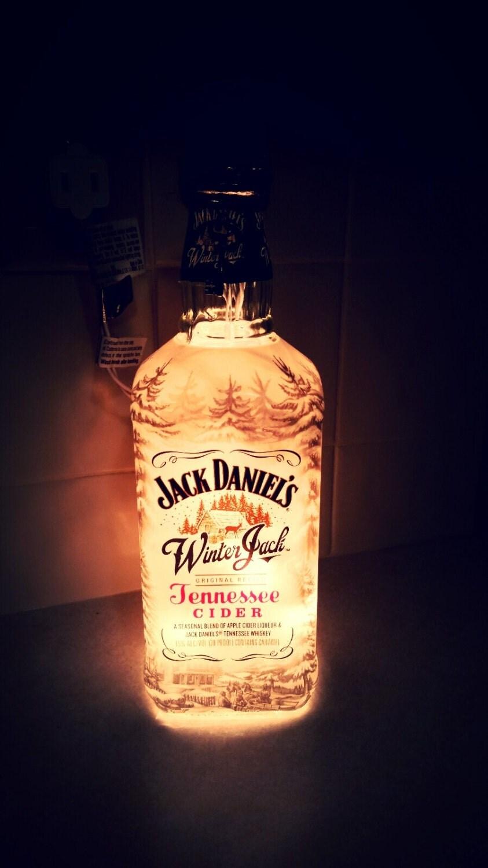 Jack Daniels Christmas Lights