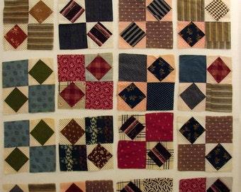 Vintage Quilt Blocks (30)