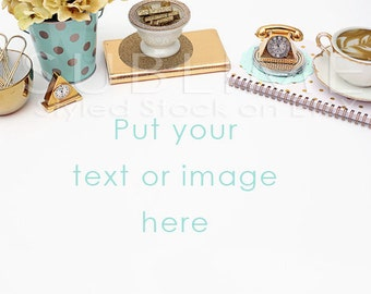 Styled Stock Photography / Styled Desktop / Product Styling / Digital Background / Styled Photography / JPEG Digital Image / StockStyle-356