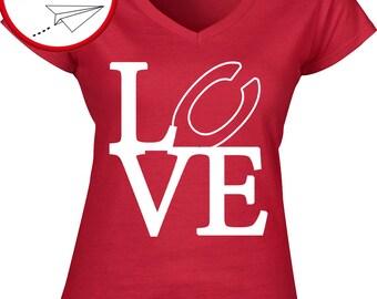 Cincinnati Reds Love - Free Shipping