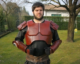 Star Wars Imperial Knight armor larp cosplay Darth Vader Imperial Guard Jedi theatre Anakin Skywalker Dart Fener halloween Rouge One sith