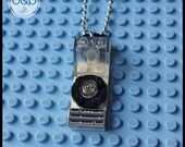Tables Are Turning Lego Necklace