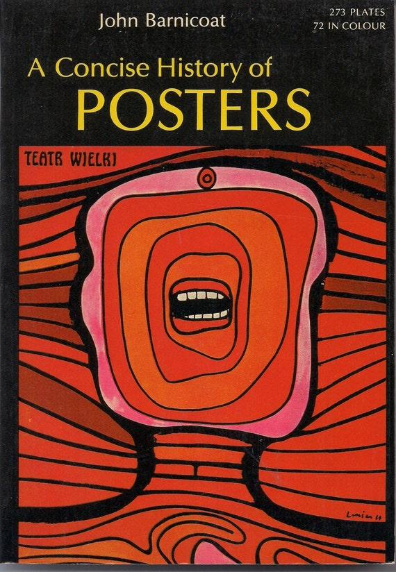 a concise history of posters nouveau deco bauhaus graphic