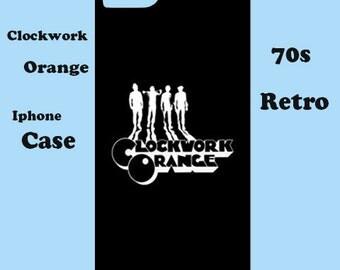 Clockwork Orange iphone case, iphone case,70's, cover, retro, iphone 6, iphone 5, cover, iphone 6 plus, iphone 4