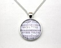 You Are My Sunshine Lyrics, Sheet Music Necklace
