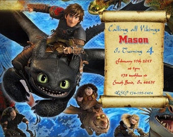 how to train your dragon – Etsy