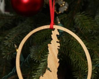 Door County Wisconsin Ornament