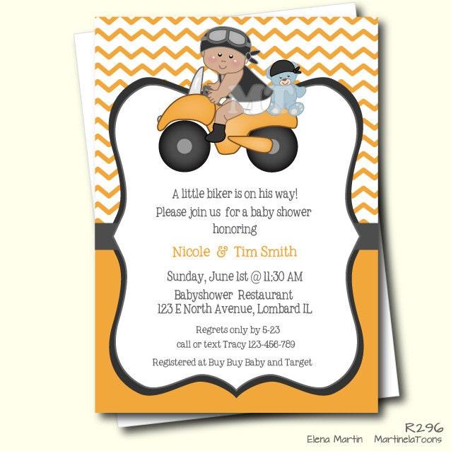 Baby Shower E Invite is perfect invitation design