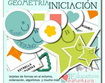 Iniciación a la geometría -español-