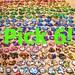 Perler Pokemon - pick 6! | Team, Charizard, Bulbasaur, Pikachu, Eevee | pixel art | bead sprite