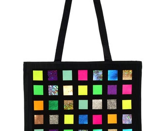 Checkers OFF DUTY Messenger Tote