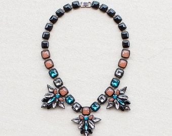 Maya Cellulose Acetate Necklace