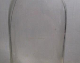 Milk bottle - plain
