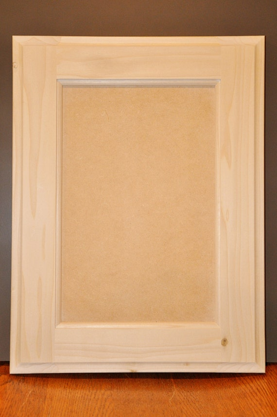 Flat Panel Style Door Unfinished Paint Grade Cabinet Doors
