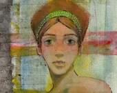 Portrait Art Original Mix...