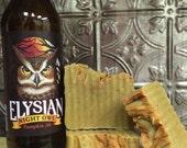 Night Owl Pumpkin Ale Beer Soap LIMITED
