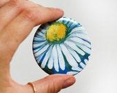Daisy Pocket Mirror