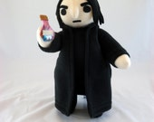 Cuddly Plush Potions Wizard