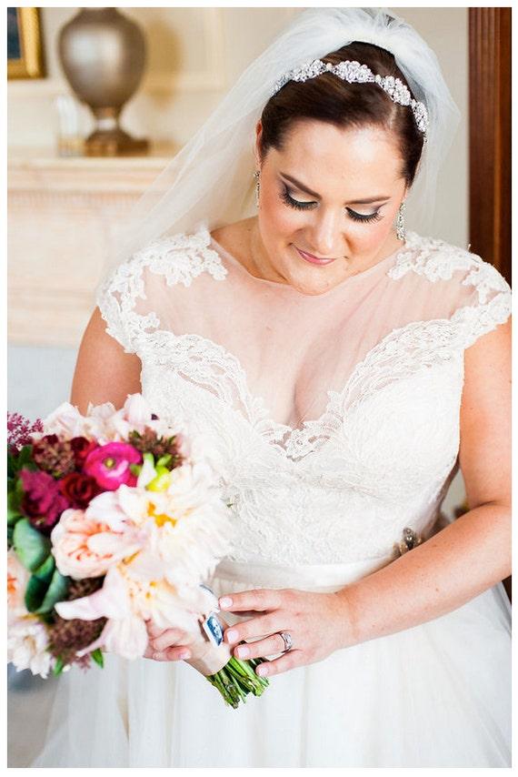Wedding Charms - Memorial Photo Charms - 2 Medium Custom Bouquet Jewelry Charms - BC2x2