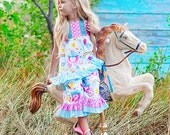 Princess Dress - Pastel Dress - Unicorn Dress
