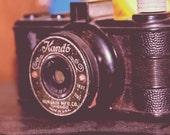 Vintage Kando Camera Fine Art Print