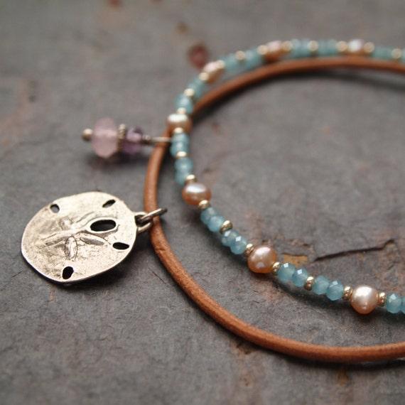 Sand Doller Bracelet