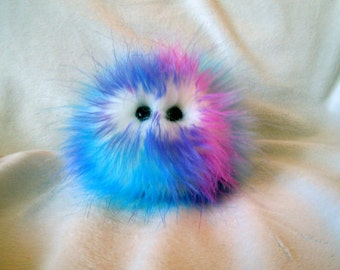 Lily the tribble (One of a kind) **NEW COLOR**