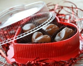 Valentine Soap - Chocolate Valentine Candy Soap - Sweets for my Sweetheart - Valenttines Day Soap - Gift for Her - Chocolate Soap