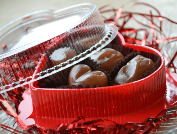 Valentine Soap - Chocolate Valentine Candy Soap - Sweets for my Sweetheart