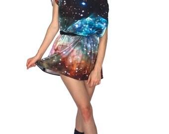 Thor Nebula Jersey Dress