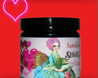 Sugar Scrub Body Polish Valentines Day Scents