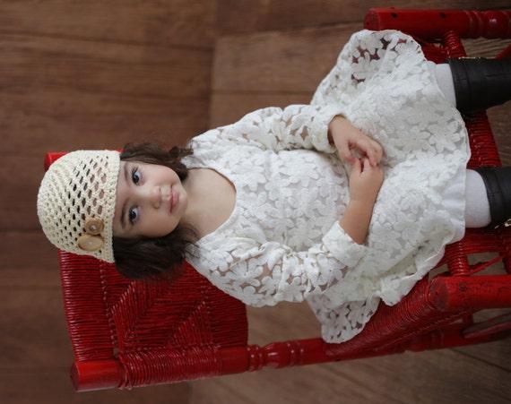 Hat Easy CROCHET PATTERN Baby Beanie Cloche Easy by ...