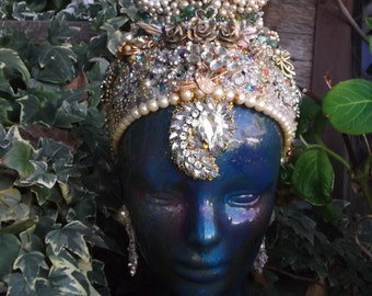 Bella, Goddess of Encouragement Mosaic