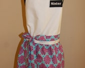 Sister Missionary Apron