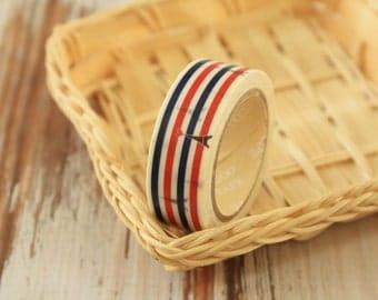 EIFFEL STRIPE Washi Masking Tape