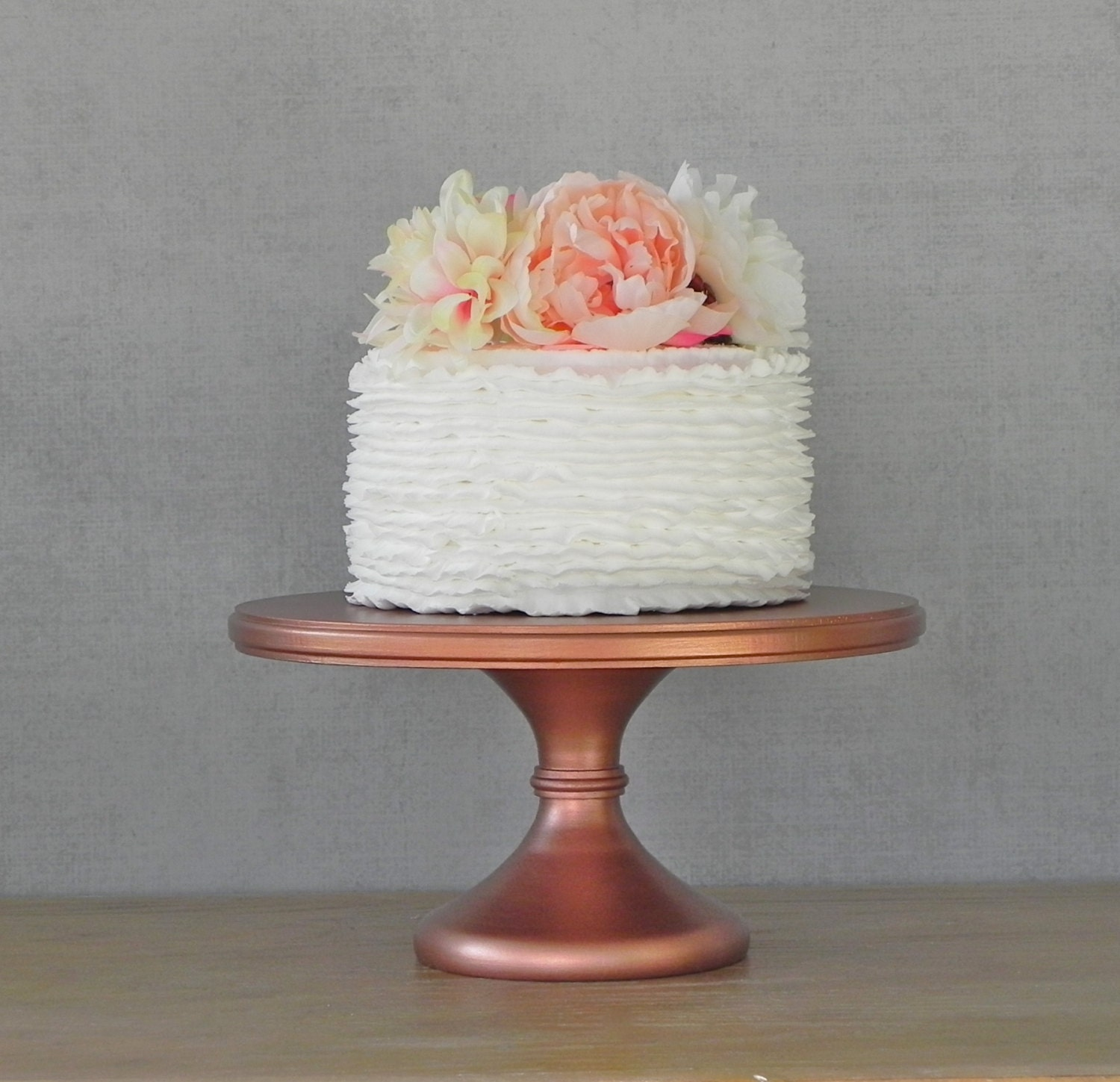 Decorative Cake Stands 18 Wedding Cake Stand Pedestal Cake Stand Rose Gold