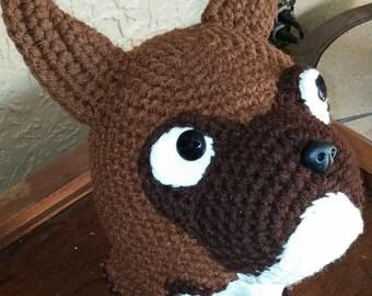 Crochet Boxer Etsy