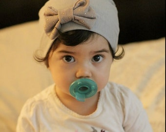 Bow beanie Baby, Toddler, Child