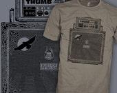 KYUSS Band Shirt - Stoner Rock Orange Amp - Josh Homme - John Garcia Desert Rock T-Shirt - FREE SHIPPING