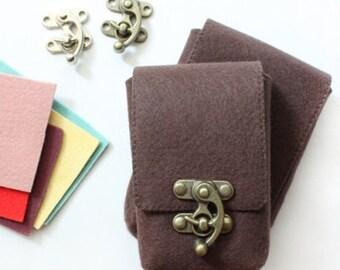 Delos tarot card case -felt,PVC
