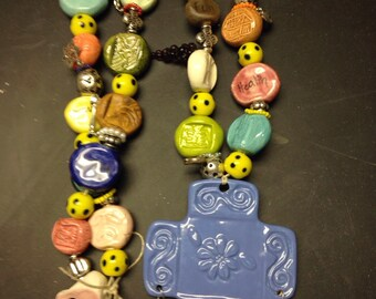 Special listing for Jennifer Papa special order Prayer Chain