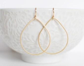 Vera Earrings - Gold