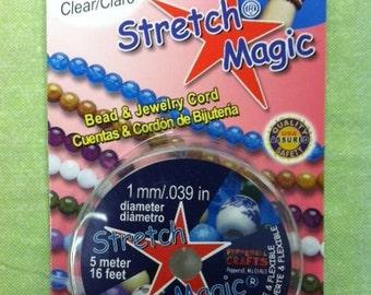 Stretch Magic 1mm Elastic Cord 5 meter