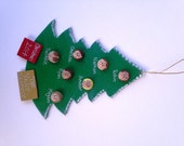 Personalized Ornament - Family Tree Ornament Up to 8 Faces