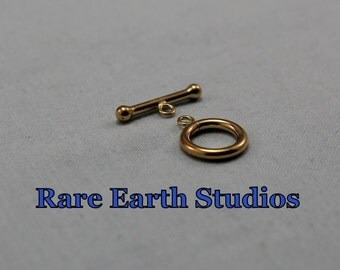 Gold Filled Toggle Clasp 12mm 60315040