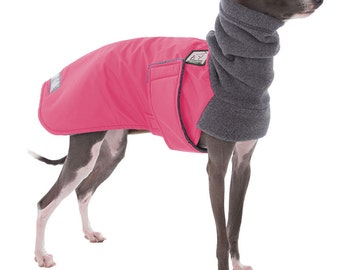 ITALIAN GREYHOUND Winter Coat, Dog Coat, Winter Coat, Dog Clothing