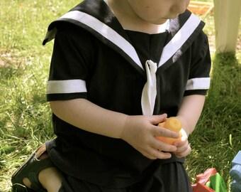 Sailor suit, vintage style