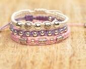 Minami Lucky Stars Charms Friendship Bracelets