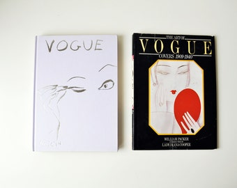 Book: The Art of Vogue Covers 1909-1940